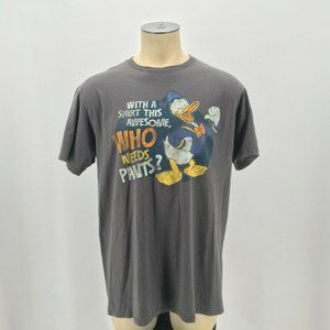 Hanes Disneyland Walt Disney World Donald Duck VTG